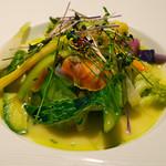 69418900 - 温野菜のガルグイユ