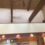 奥芝商店 - 天井も高くて居心地良いです!
