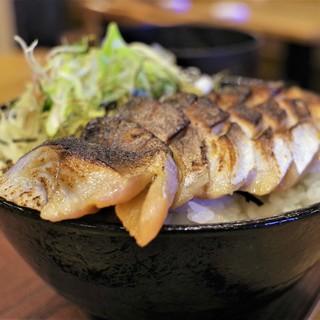 生け簀の銀次 - 料理写真:生鯖炙り