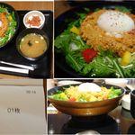 旅するどんぶり屋 - 坦々丼(表示ママ)恵那峡SA上食彩品館.jp撮影