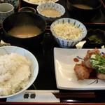 焼鶏 番番 - 鶏南蛮御膳(850円)