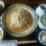 はぎ乃 - そば定食920円(税込)