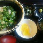 温泉食堂 おかめ庵 - 料理写真:ねばねばヘルシー丼780円(税込)