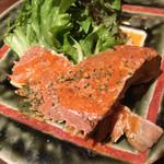 『千住の海老料理専門店』Shrimp Dining EBIZO 北千住 - ●団扇海老の団扇焼き●ぷりっぷり!同じ海老でも微妙に味が違います。美味しい!