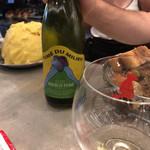 L'AVANT COMPTOIR - ローコスト?ワイン一本目。