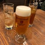 バル屋 Boa Vivo - バル屋 Boa Vivo(ボア ビーボ)(大阪府大阪市阿倍野区阿倍野筋)乾杯ドリンク