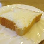ロイスダール - 喫茶で食べたクリームボックス