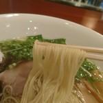 R&B  - 細麺ストレート