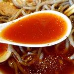 別府手ごね冷麺 ふくや - 何とも刺激深いスープ