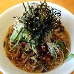 別府手ごね冷麺 ふくや - 肉冷麺(大盛り):880円