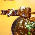 別府手ごね冷麺 ふくや - 味噌乃味付けが最高!