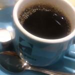 シエモア - ホットコーヒー