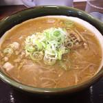 ラーメン郷 - 料理写真:味噌ラーメン800円