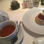 アグネスカフェ - 紅茶とケーキ