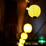 居酒屋 釧路 - 提灯も風情があって良いね。