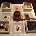 Kagetora - 前菜