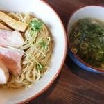 麺's ナチュラル - 鮪つけSOBA。850円