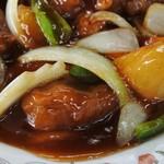 餃子の王将 - 酢豚
