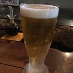 超食 - 生ビール(450円)