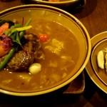 69432875 - 北海道牛と知床赤豚の手ごねハンバーグ1050円
