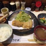69432937 - 「料理」特ヒレかつ定食