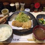 69432939 - 「料理」特ヒレかつ定食
