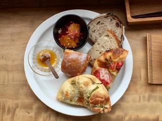 南町テラス - 自家製酵母パン