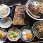 中華料理 水の音 -