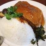 69437040 - ・「角煮定食(¥1000)」
