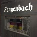 クナイペ ゲンゲンバッハ - お店の入口です