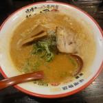 69438138 - 北海道百年味噌ラーメン
