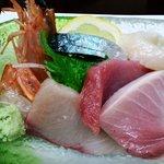 いけす活魚浦島 - お刺身