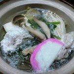 いけす活魚浦島 - ふぐ鍋