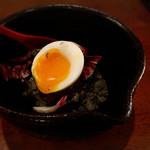備前㋳菜とチロリ - 黒胡麻ポテトサラダ✩