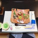 おさしみの宿たろべ - 料理写真: