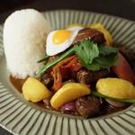 ペルー料理 bepocah - ロモ・サルタード