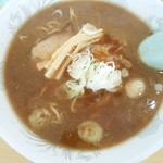 出前厨房 - 料理写真:醤油ラーメン(650円)