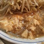 らーめん大 - 麺を豆腐に!
