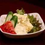 居酒屋 太郎さん - ポテトサラダ