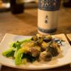 大甚 - 料理写真:貝のぬた和え
