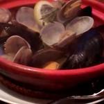 dali - 貝のタジン鍋蒸し 900円