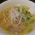 麺屋 ふくじゅ - 料理写真:白醤油