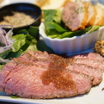 熟成肉バル ギフウッシーナ - 肉尽くしの前菜盛
