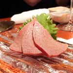 よろにく - 料理写真:鳥取田村牧場のフィレミニオン