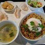 カサブランカ - 料理写真:アジアンランチ