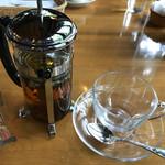 69447908 - りんごの和紅茶