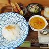 Kafesoramame - 料理写真:レッドカレー