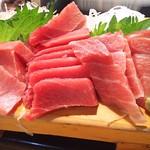 かわなみ鮨 - マグロ刺身