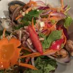 CCB シーフードレストラン アンド バー - タイ風春雨サラダ?
