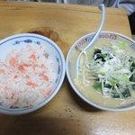 味の味噌一 - 朝定食(味噌)2017.07.02